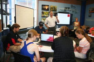 Teaching teachers to teach Robotics, Ramtec of Ohio