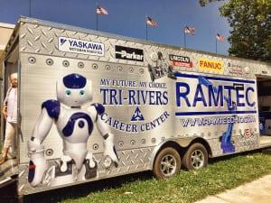 RAMTEC named Best Tech Display at Ohio State Fair, Ramtec of Ohio