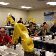 , Fanuc Video highlights RAMTEC Training, Ramtec of Ohio