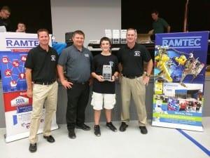 Sportsmanship Award - 4805X from Harding HS