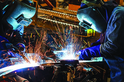 New Welding Classes in Tri-Rivers RAMTEC