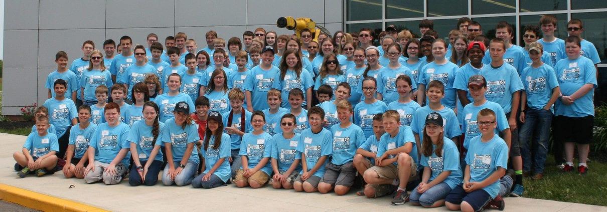 Tri-Rivers/RAMTEC Summer Vex Robotics Camps, Tri-Rivers/RAMTEC Vex Robotics Summer Camps, Ramtec of Ohio