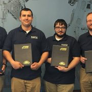 , Tri-Rivers RAMTEC—first high school in nation to earn FANUC 2D iRVision Certification, Ramtec of Ohio