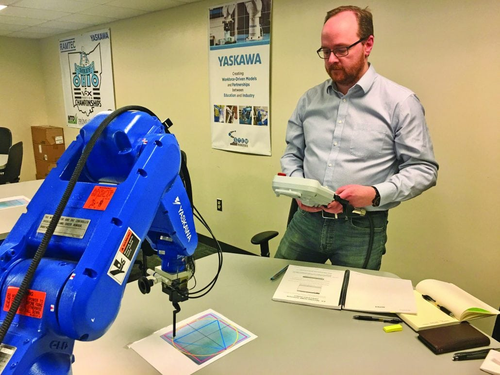 FREE* RAMTEC Robotics Technician Training—Learn more June 27th
